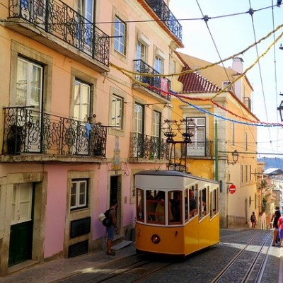 How to get around Lisbon