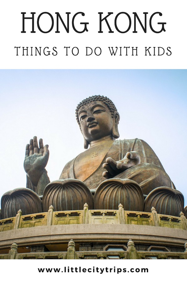 Expert guide to all the best things to do in Hong Kong with kids #HongKong #familytravel