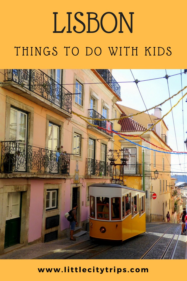 Our experts' guide to the best family things to do in Lisbon: find our our hand picked child friendly attractions in Lisbon