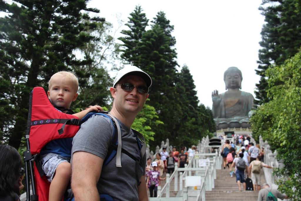 Hong Kong with kids