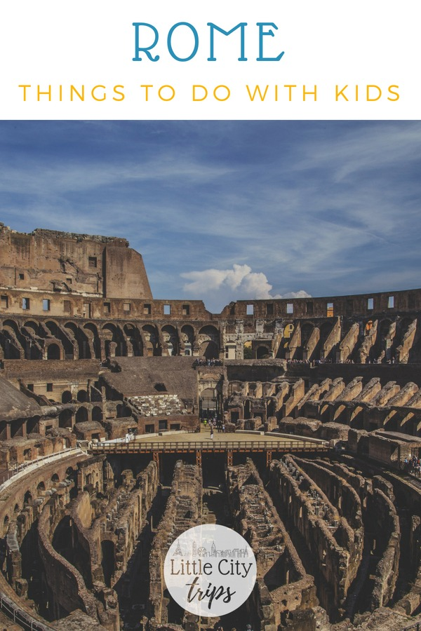 Our insiders guide to the best things to do in Rome with kids
