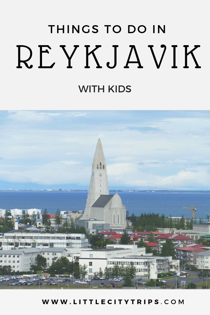 Family guide to the best things to do in Reykjavik with kids