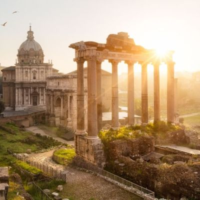 3 days in Rome: a family itinerary