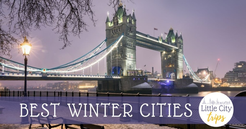 Best Winter Cities