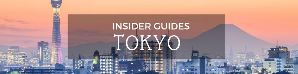 Tokyo-insider-guides
