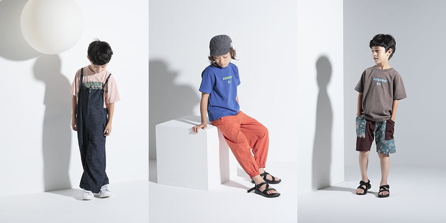 Arch & Line Spring/Summer 2021 collection for boys