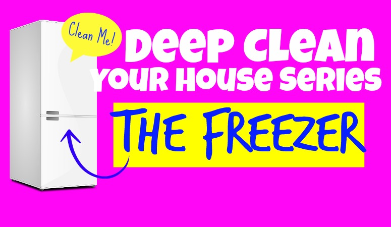 How to Deep Clean the Freezer