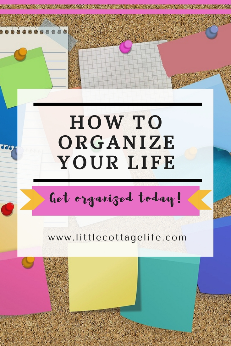 Watch How to Reorganize Your Life video