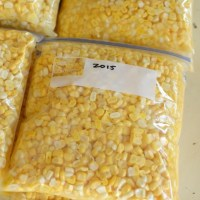 Sweet Freezer Corn