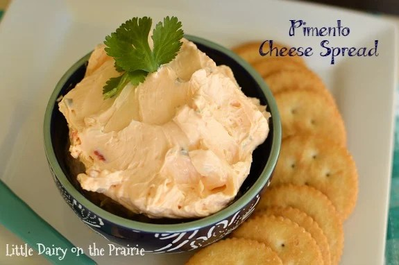 Pimento Cheese Dip is a such quick and easy appetizer to make. And people always ask for the recipe!