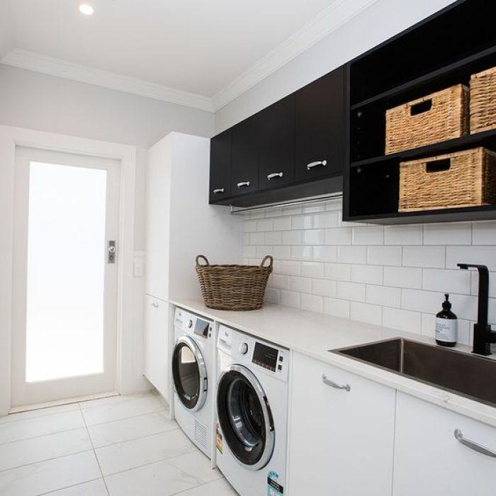 30 Inspiring Mudroom Designs: Laundry + Mudroom Inspiration