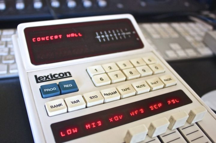 Lexicon Alpha-Numeric Remote Control (or Larc for short)