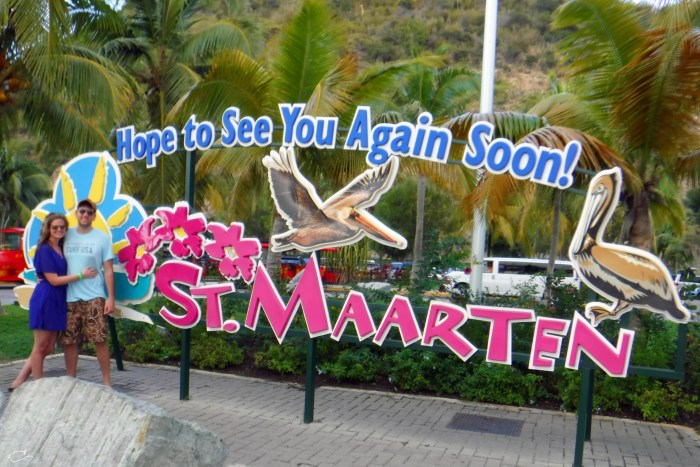 Pros and Cons cruising, Royal Caribbean, destinations, ports St. Maarten