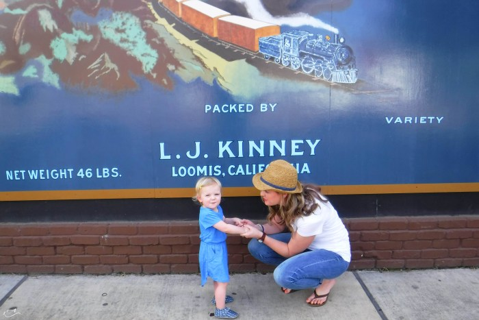 California moms favorite parks Placer County Loomis