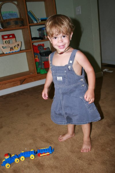 toddler boy in dress, boy in dress