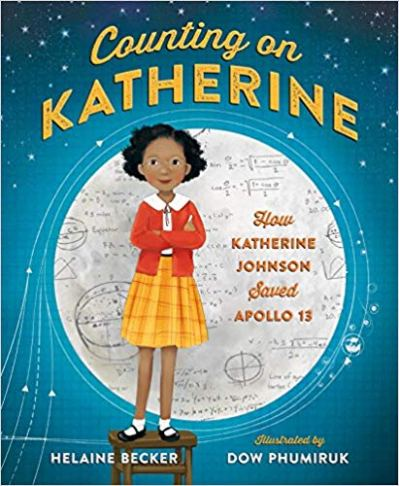 Counting on Katherine will inpire young girls to learn about math.