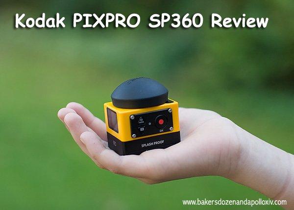 Kodak PIXPRO SP360 review