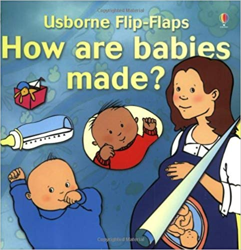How Are Babies Made Review: Books to Teach about Sex and Reproduction
