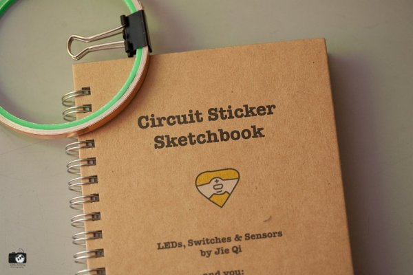 Chibitronics sticker circuits review