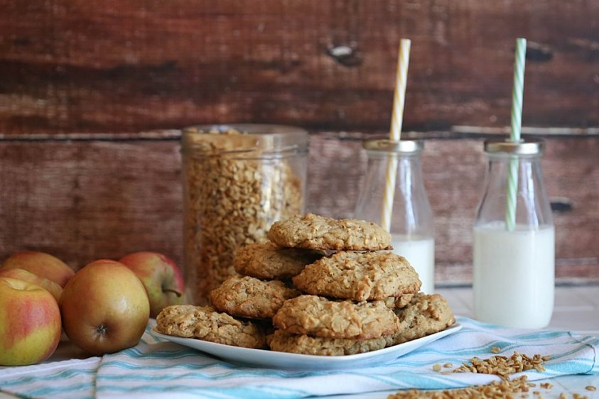 This delicious breakfast cookie recipe is perfect for busy mornings.