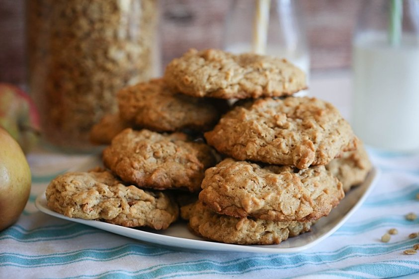 Your kids will devore these amazing breakfast cookies. The perfect breakfast cookie recipe for hectic, busy, mornings.