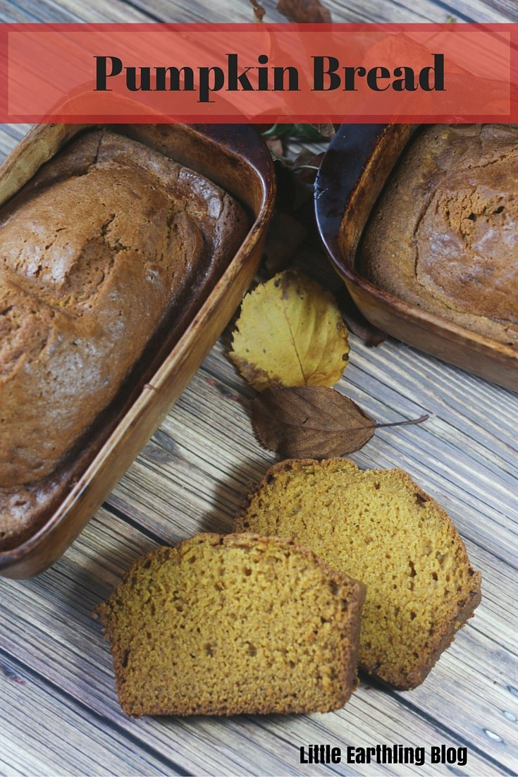 The only pumpkin bread recipe you will ever need!