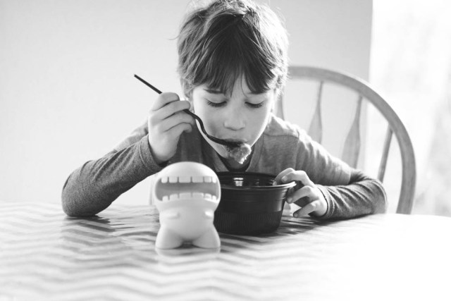 What do to do about a picky eater.
