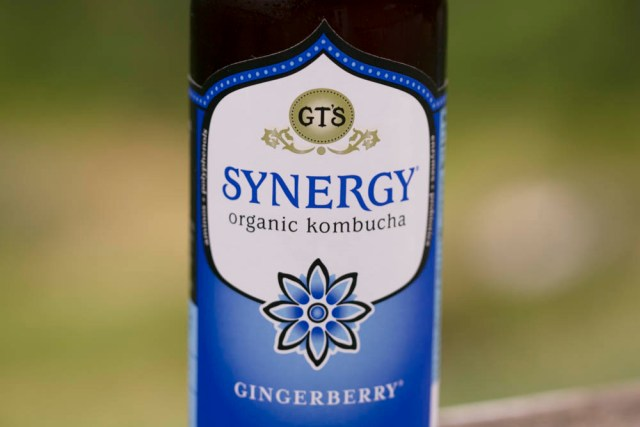 This is the best kombucha ever!