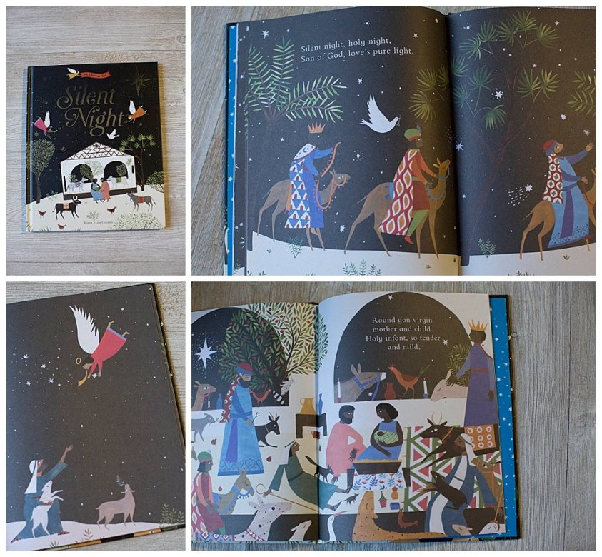 Silent Night is a beautiful Christmas book