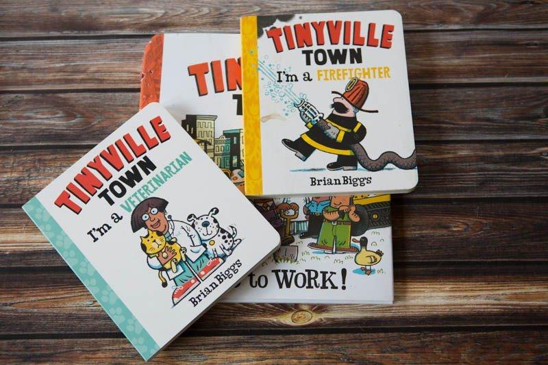 Tinyville Town Book Reviews