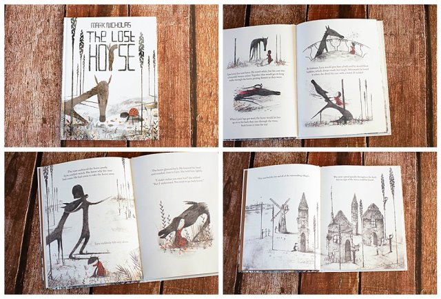 Book review: The Loose Horse by Mark Nicolas.