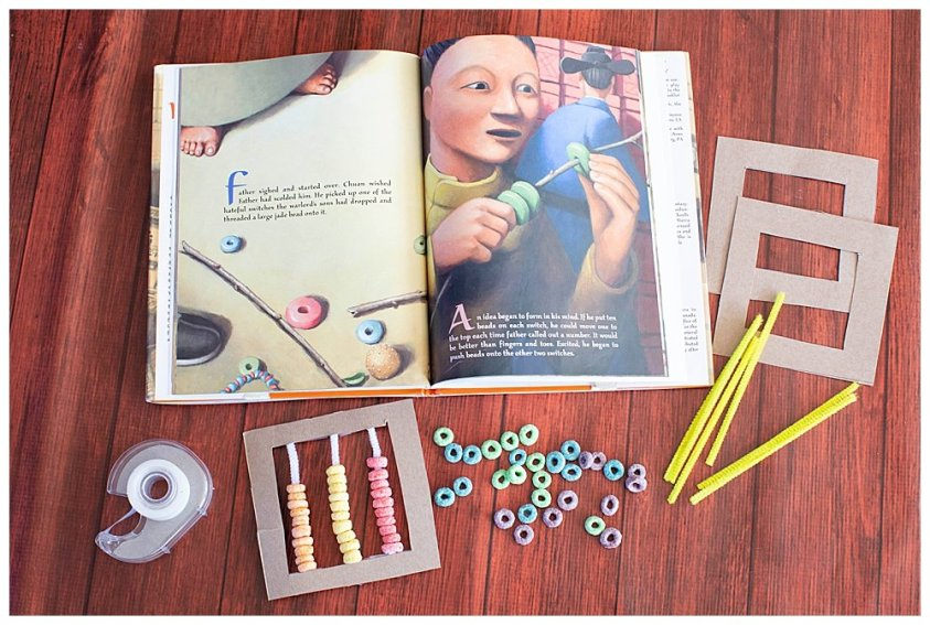 This Warlord's Beads project will have your kids learning place value and having fun.