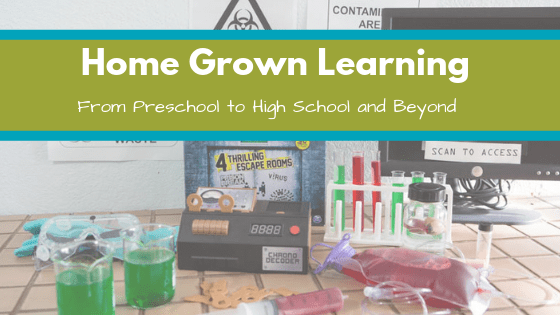 Home Grown Learning. From Preschool to High school and beyond.