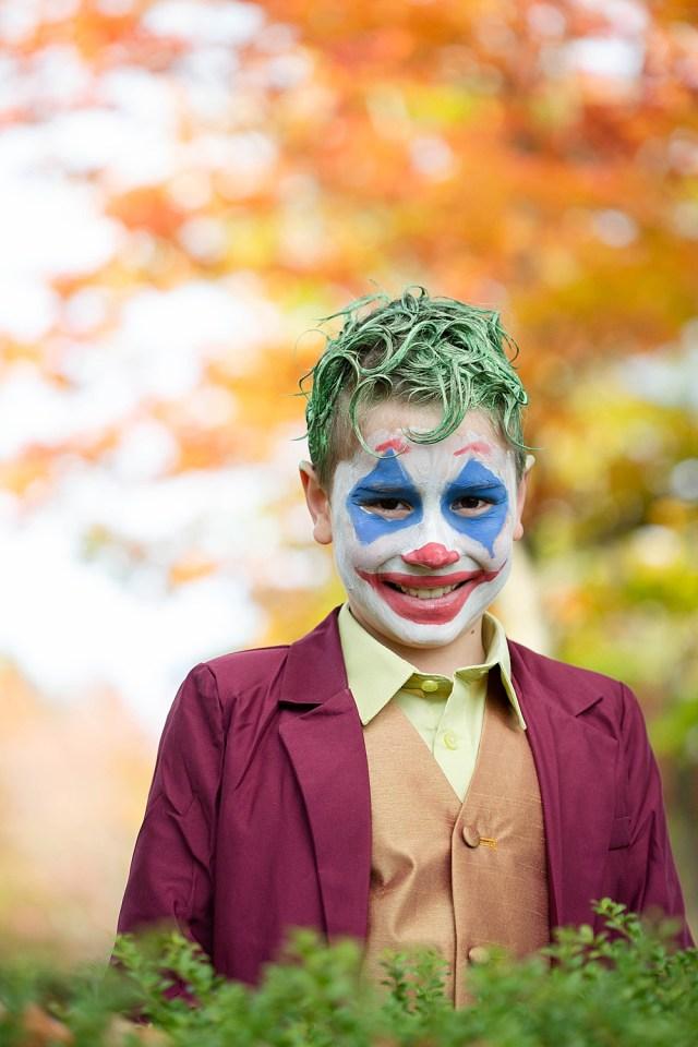Easy diy joker costume