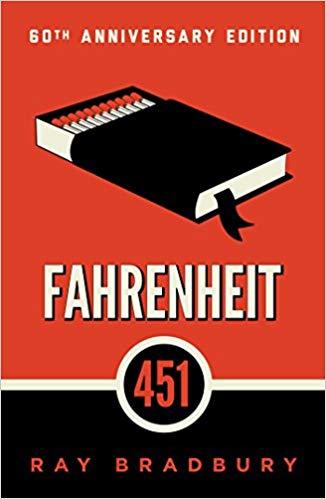 Fehrenheit 451 Banned book list