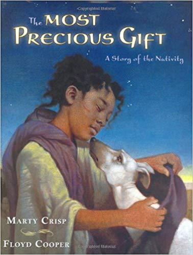 The Most Precious Gift is a nativity story with people of color