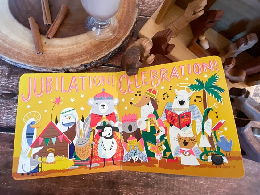 Christmas Is Awesome is a fun Christmas book to add to your collection.