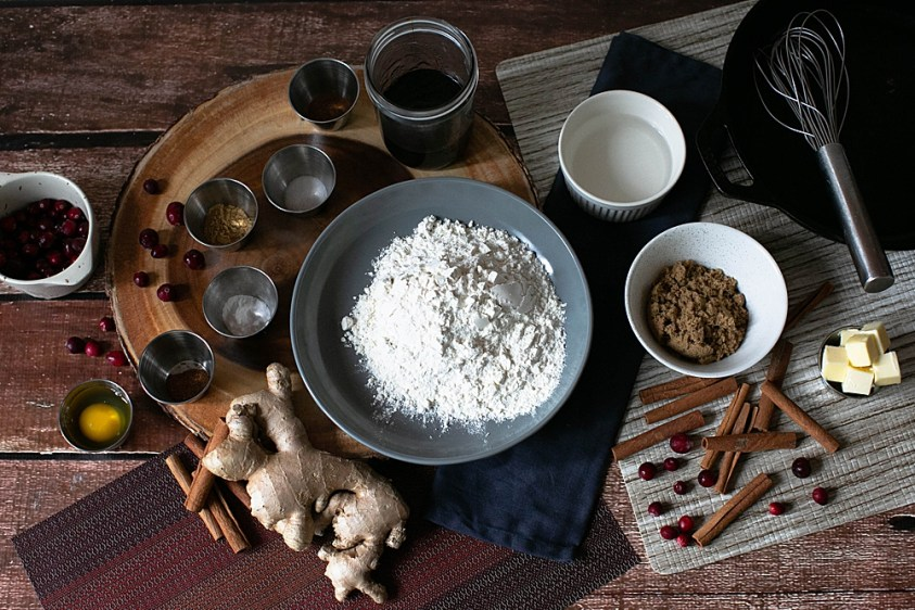 Old-Fashioned Gingerbread recipe