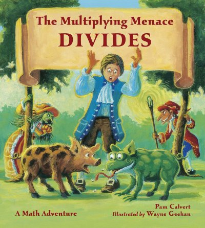 The Mulitplying Menace Divides is a fun way for kids to learn math.