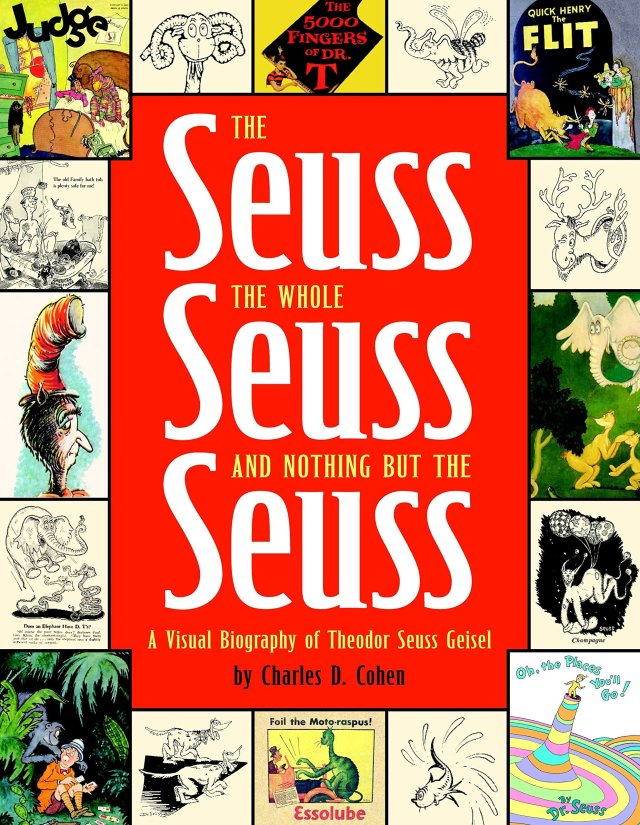 You and your kids will love this visual guide to Dr. Seuss.