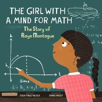 Inspire your students to excel in math with The Girl With a Mind for Math.