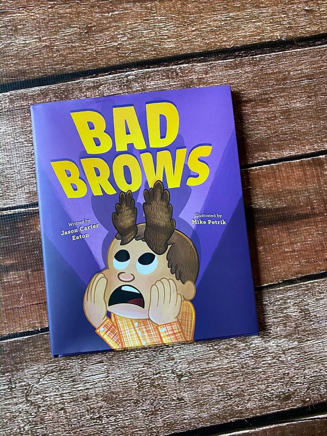 Bad Brows Review: What happens when you wake up one morning and your eyebrows have a mind of your own.