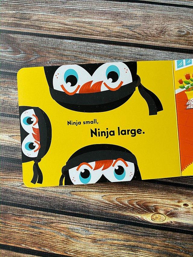 Ninja Ninja Never Stop review.