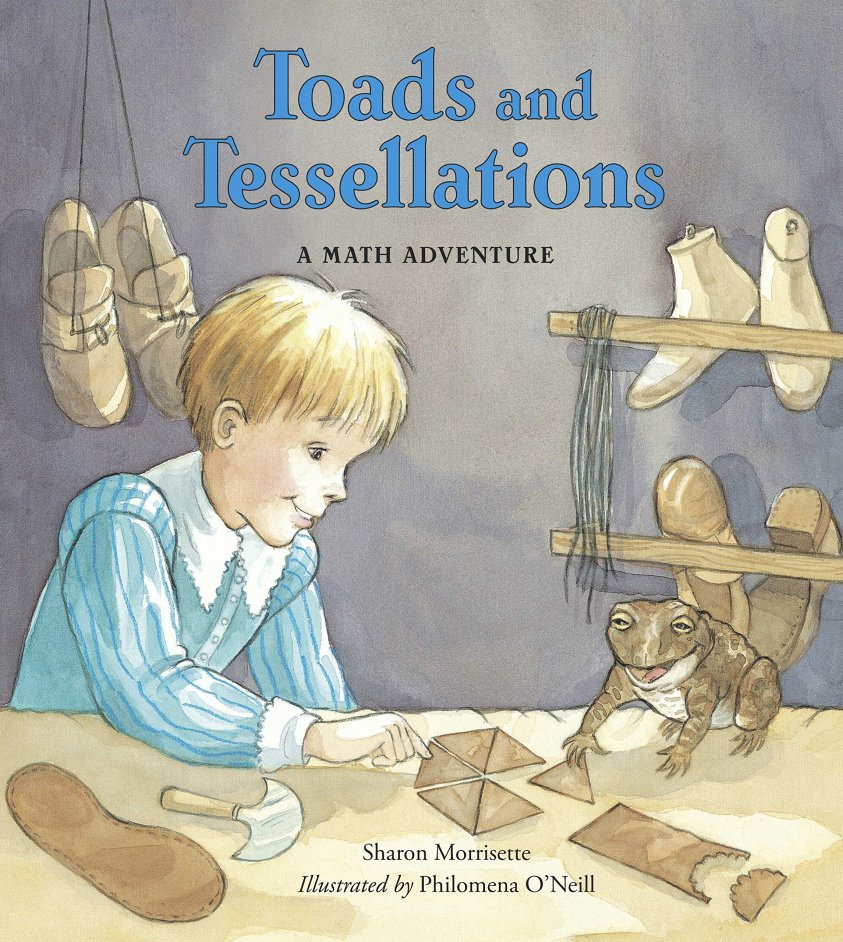Toads and Tessellations a math adventure.