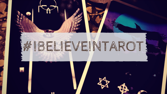 #IBelieveInTarot – Tarot Rebels Blog Hop