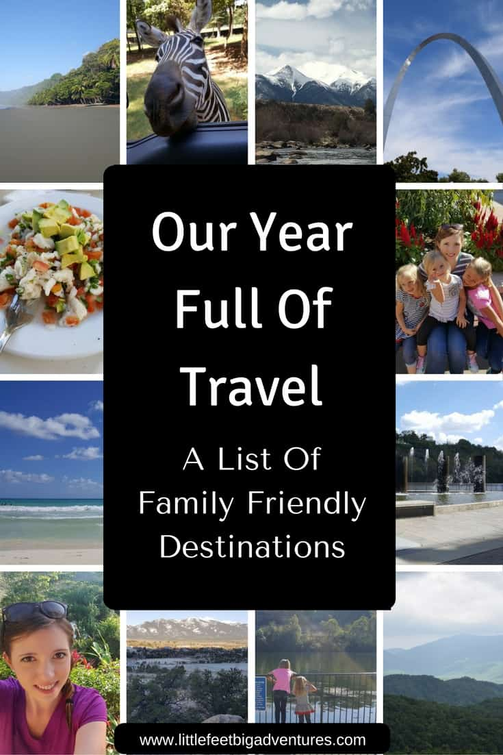 Our Year Full Of Travel