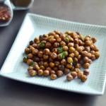 Spiced Roasted Chickpeas