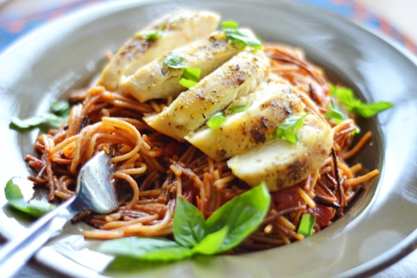 Sauteed Pasta