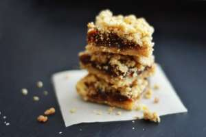 Fig Bar Crumble