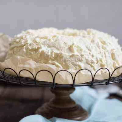 Pea Pickers Cake